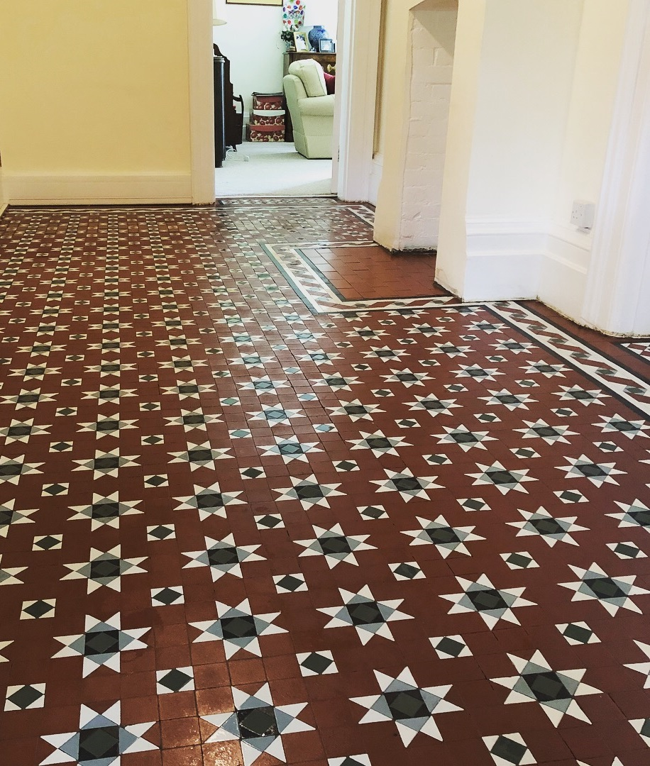Tile Cleaning Results Guildford